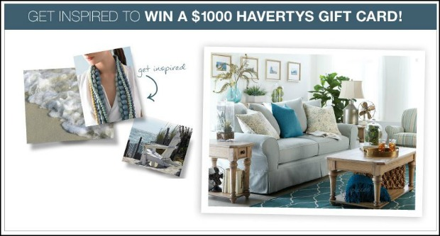 Havertys Facebook Contest