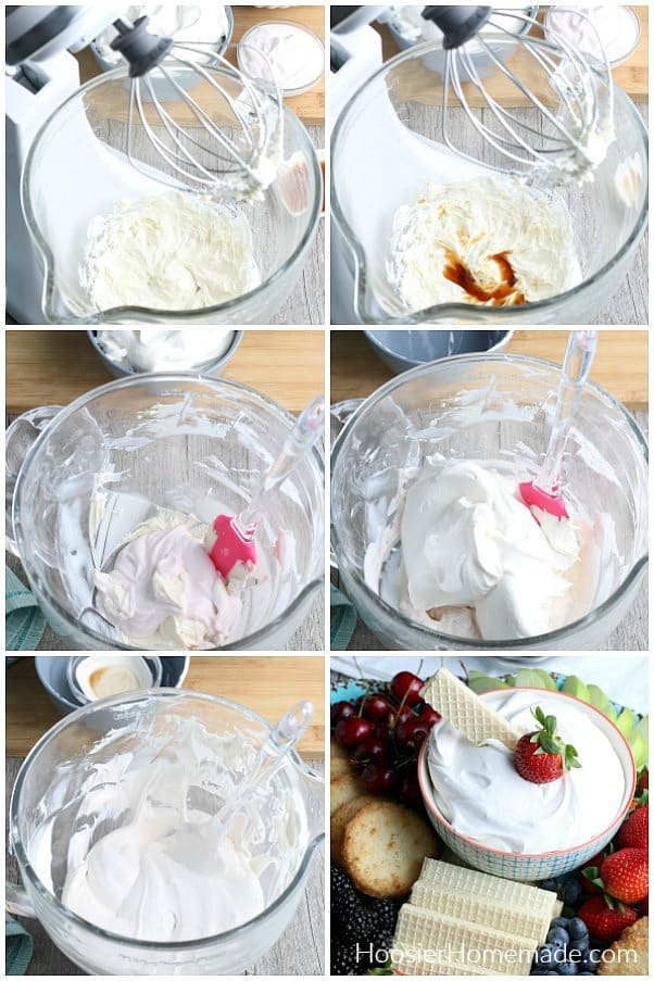 How to make Healthy Fruit Dip