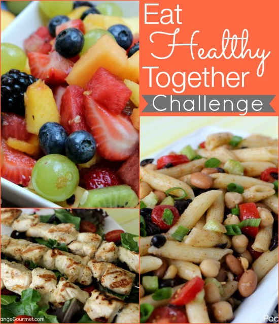 Eat Healthy Together Challenge
