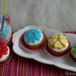 Heart Cupcakes - February 2012