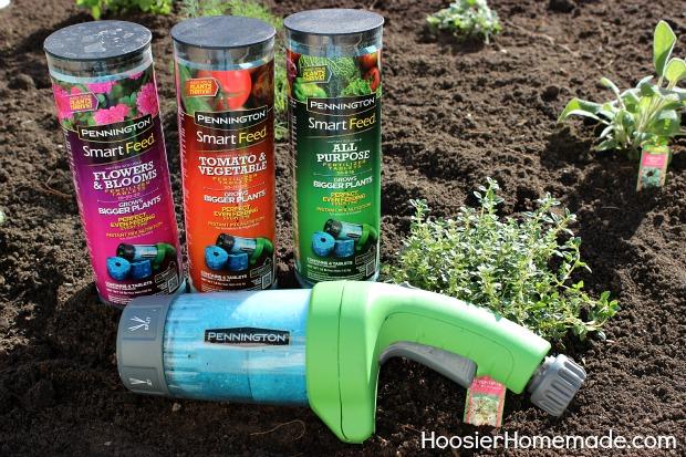 Penninton Smart Feed Sprayer System; HoosierHomemade.com