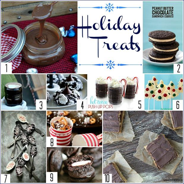 10 Holiday Treats :: HoosierHomemade.com