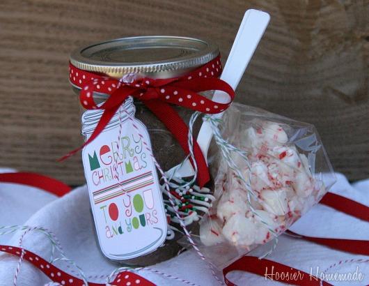 Easy homemade holiday gift ideas hoosier homemade for Homemade christmas candy gift ideas