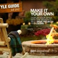 Home Depot Fall Style Guide