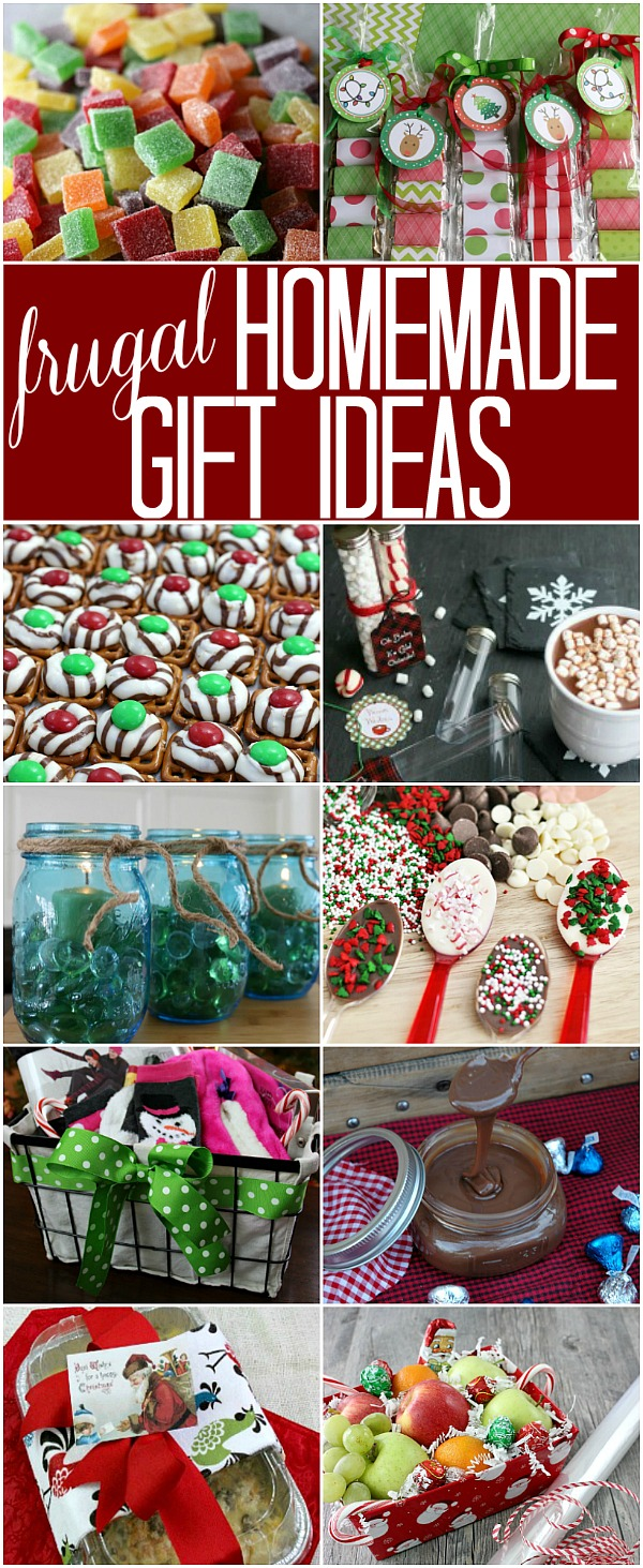 Homemade Gift Ideas - Hoosier Homemade