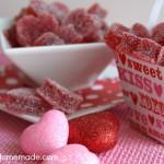 Homemade Gum Drops | Recipe on HoosierHomemade.com