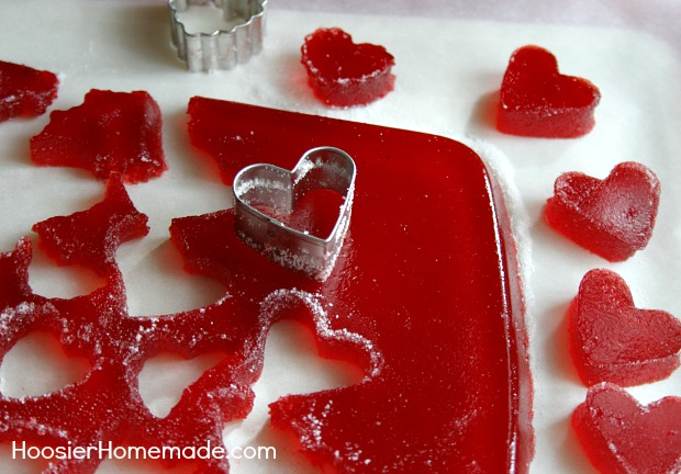 Homemade Gum Drops | Recipe on HoosierHomemade.com