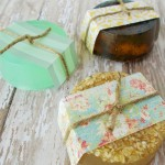 Homemade Hand Soaps: Homemade Holiday Inspiration