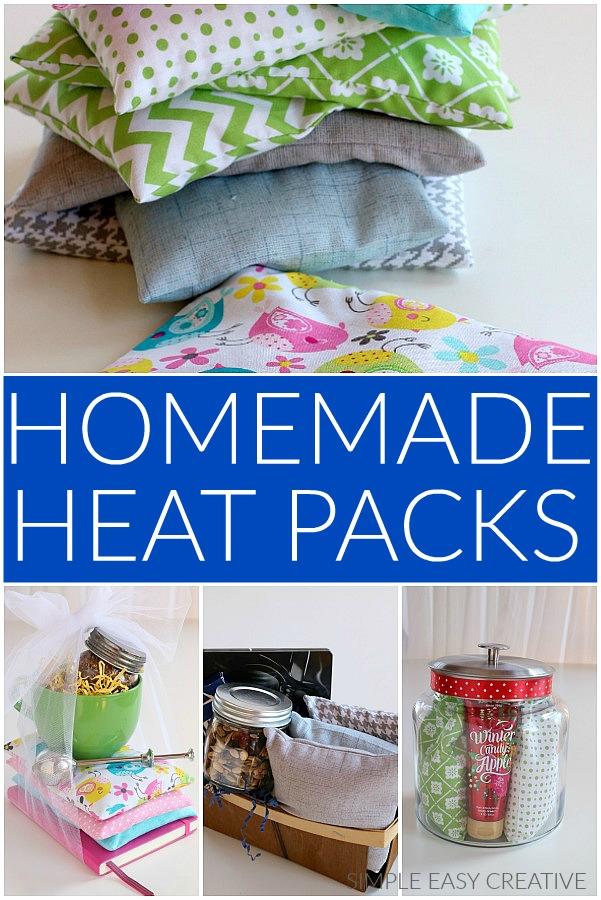 Homemade Heat Packs