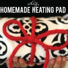 Homemade Heating Pad-FEATURE