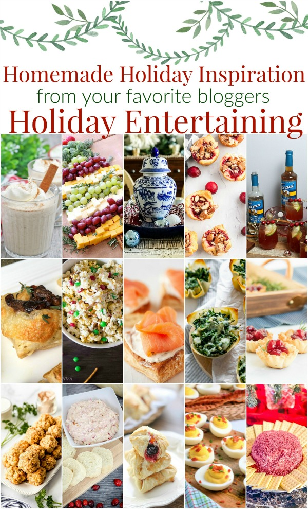 Holiday Entertaining Ideas