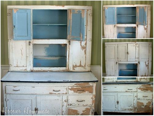 Hoosier Cabinet: Decorating for Spring - Hoosier Homemade