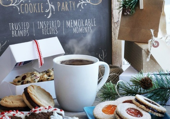 Host a Cookie Party Giveaway