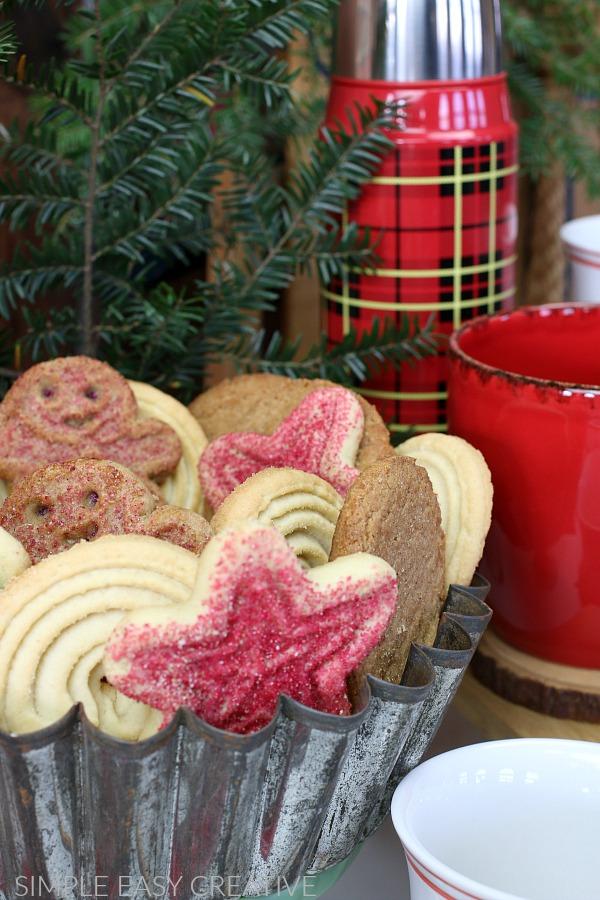 Voortman Bakery Assorted Festive Holiday Cookies