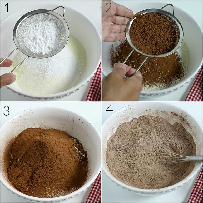 Hot Chocolate Recipe cocoa powder