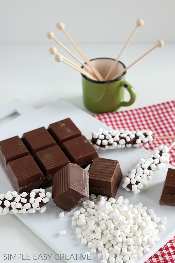 Hot Chocolate Stirrers Supplies