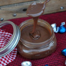 Homemade Hot Fudge Sauce Recipe :: HoosierHomemade.com