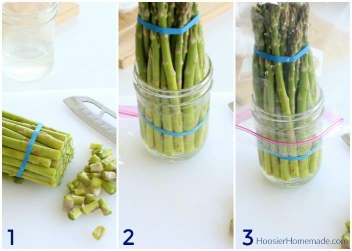 Store Asparagus