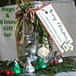 DIY Hugs and Kisses Homemade Gifts: 100 Days of Homemade Holiday Inspiration