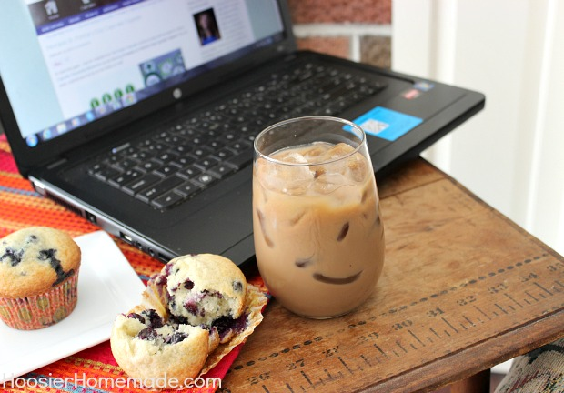 International Delight Iced Coffee Lights :: Coffee House at Home