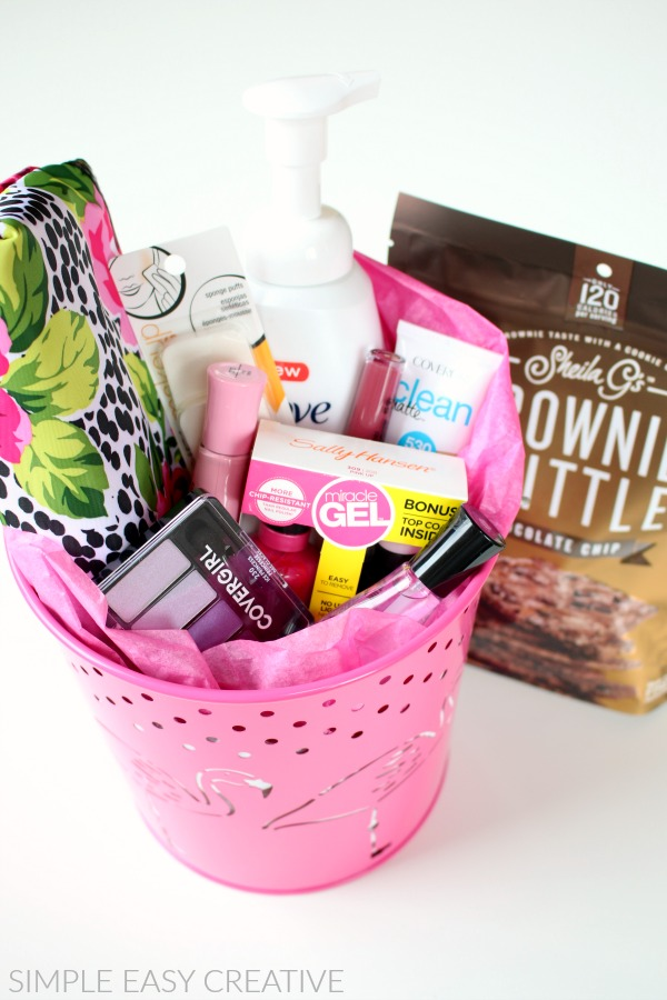 Gift Basket for a Women