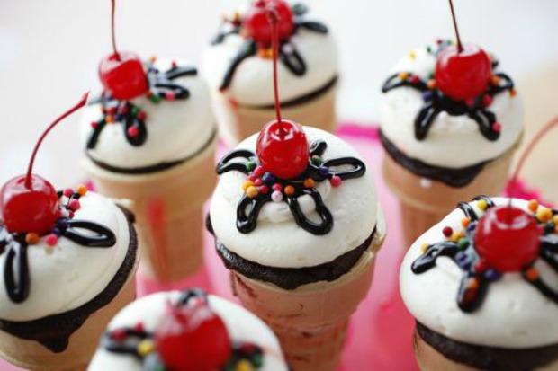 Ice Cream Cone Cupcakes Georgetown Cupcakes