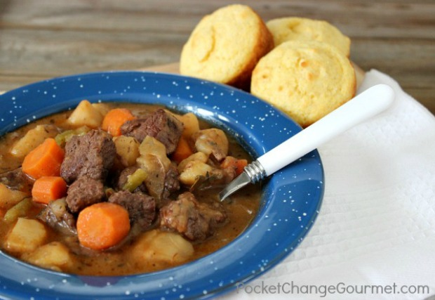 Irish Beef Stew with Guinness Beer