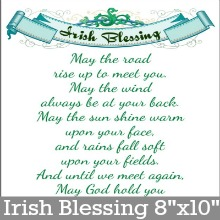 Irish Blessing.2-page