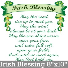 Irish Blessing.page