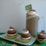 Irish Cream Cupcakes - February 2011