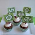 Irish Cream Cupcakes.mini