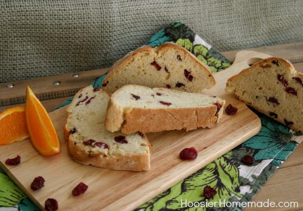 Irish Soda Bread Recipe :: HoosierHomemade.com