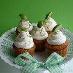 Key Lime Cupcakes - March 2011