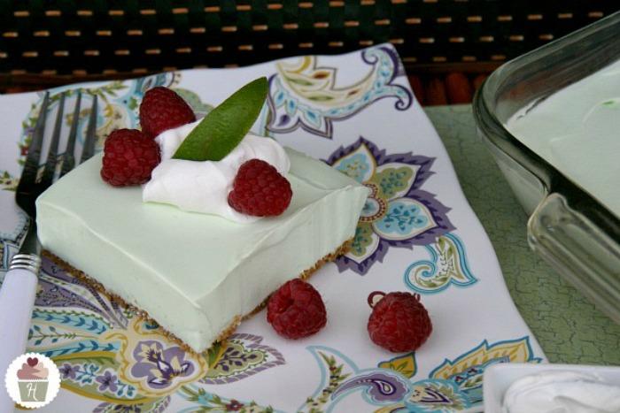 Key Lime Dessert