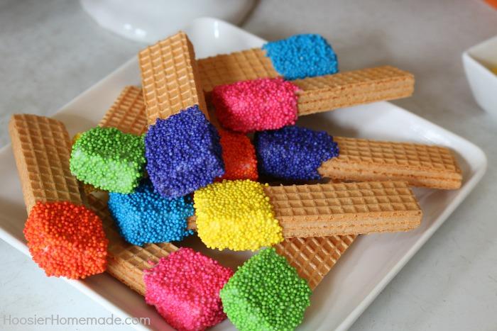 Easy Kid's Birthday Party Ideas - Hoosier Homemade