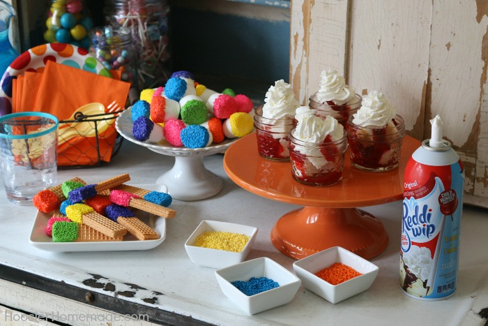 Easy Kid's Birthday Party Ideas