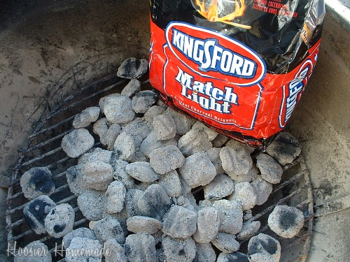kingsford charcoal overcoming the softening in