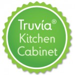 Truvia Kitchen Cabinet Baking Bloggers