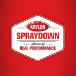 Krylon Spraydown: Outdoor Space on a Budget
