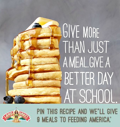 Land O' Lakes | Pin a Meal Give a Meal