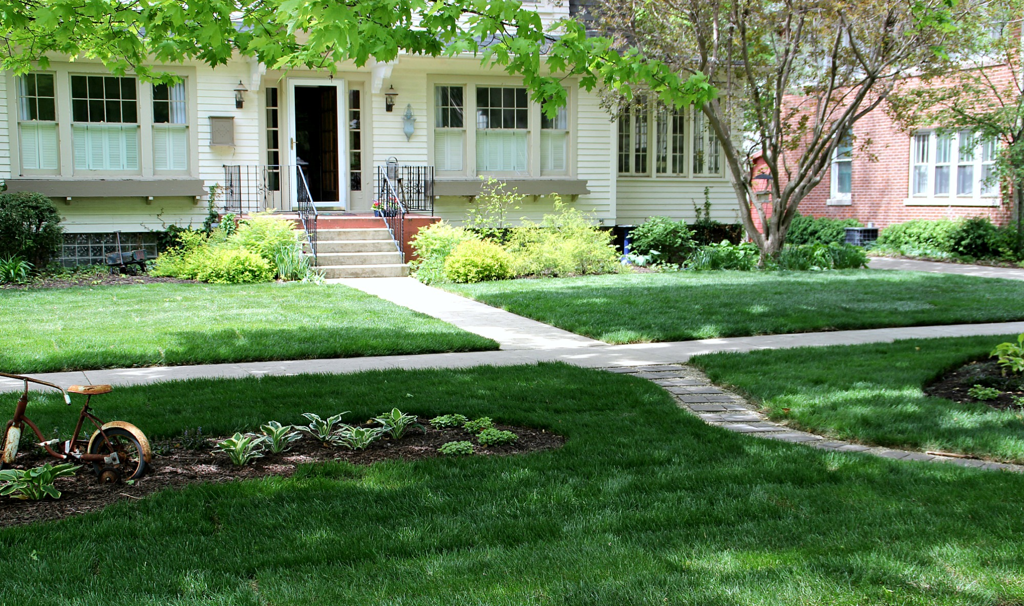 10 rules every homeowner should follow when landscaping hoosier