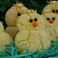 Lemon Chick Cookies :: Recipe on HoosierHomemade.com