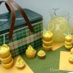 Lemon Cupcakes - July 2011