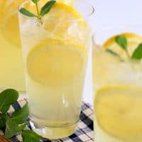 Lemonade Recipe