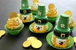 12 St. Patrick's Day Cupcakes