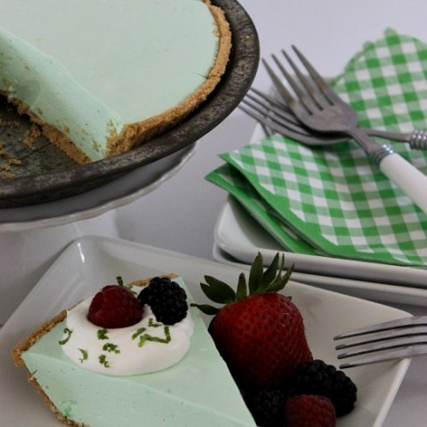 Summer Lime Pie