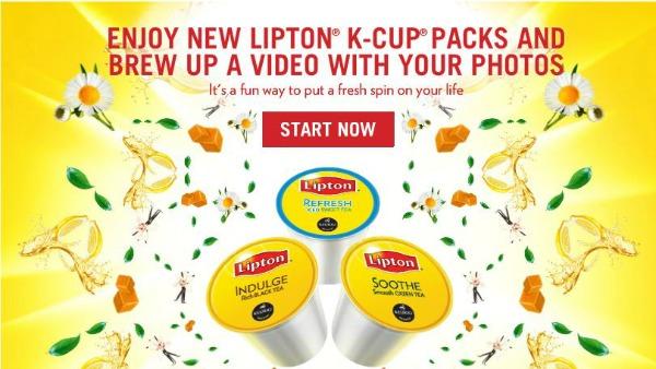 Lipton Facebook