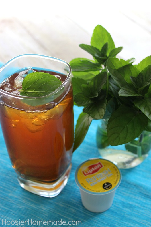 Lipton Refresh Iced Sweet Tea