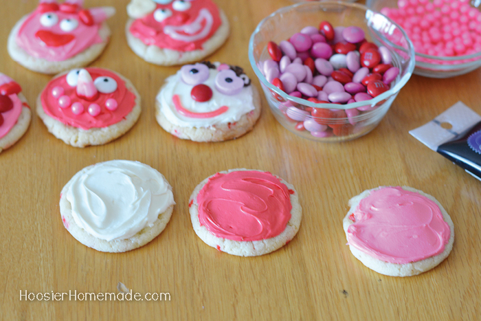 valentine cookies for kids