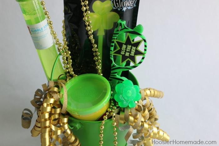 St. Patrick's Day Bucket